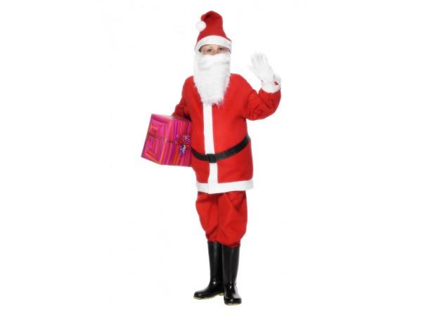 Children's Santa Clause Costume