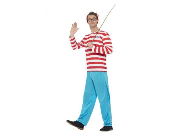 Where's Wally ?