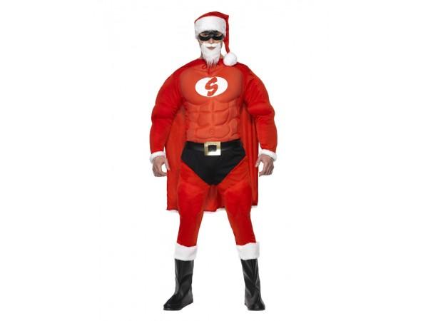 Super Santa Costume