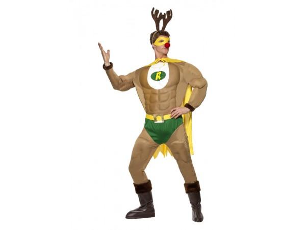 Super Reindeer Costume