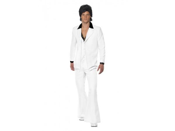 1970's White Suit Costume