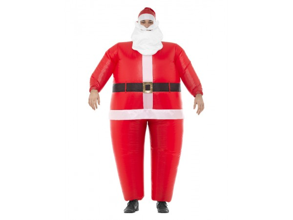 Santa Clause Inflatable Costume