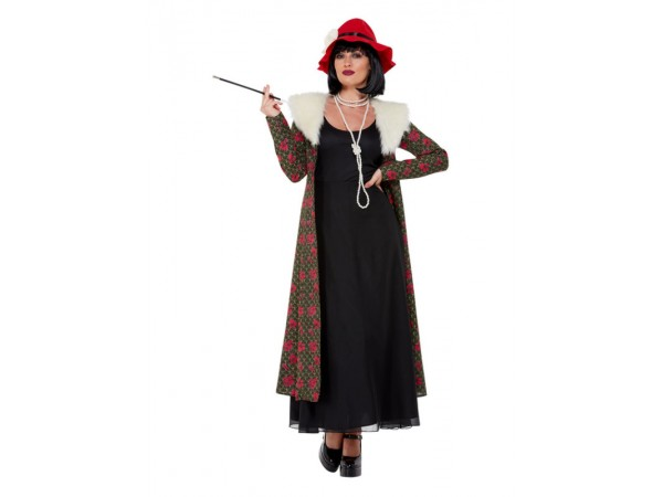 20's Gangster's Moll Costume