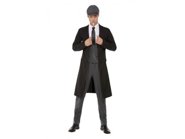 Peaky Blinder's Shelby Men's Costume