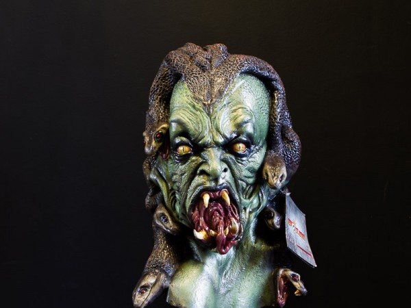 Medusa Laytex Mask