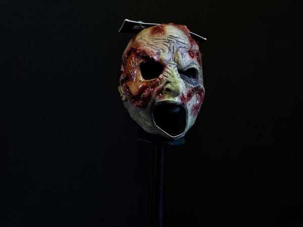 Rotted Latex Mask