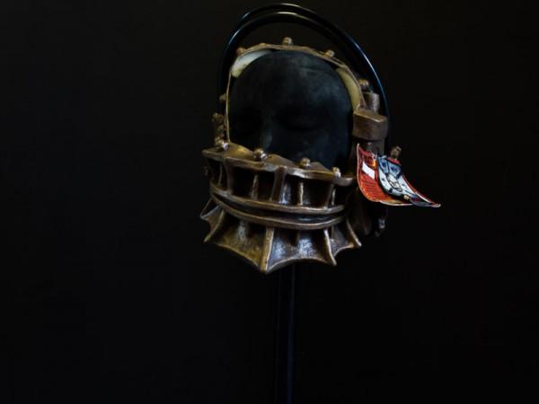 Reverse Bear Trap Mask