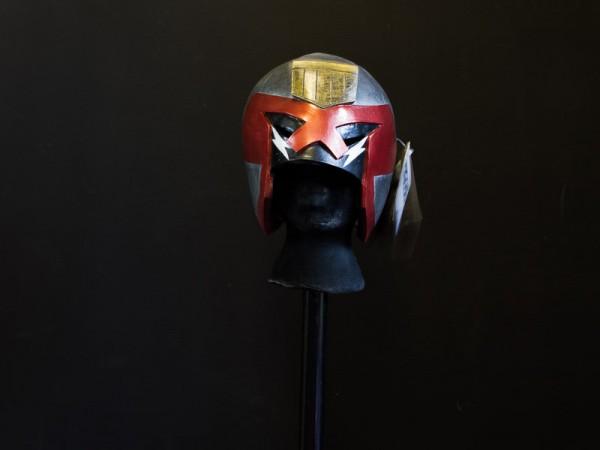 Judge Dread Helmet