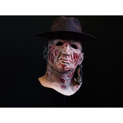 Freddy Krueger Mask and Hat