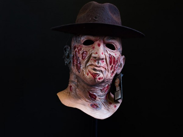 Freddy Krueger Mask and Hat