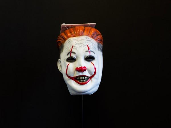 Clown Dictator Mask