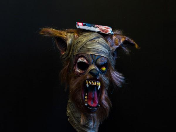 Werewolf Mummy Mask